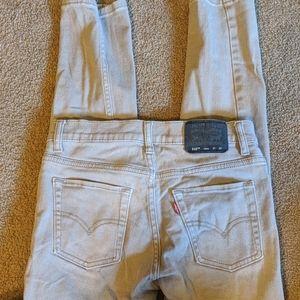 Boys like new Levi's 510 skinny jeans